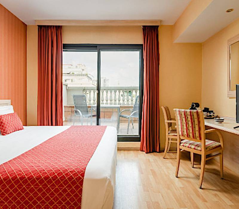 Sunotel room sunotel central  barcelona
