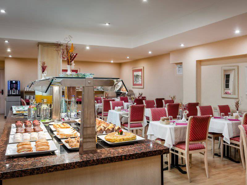 Breakfast buffet sunotel junior  barcelona